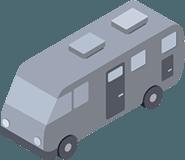 Grey RV